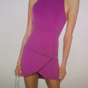 BCBGMaxazria Tie Back Dress size 0